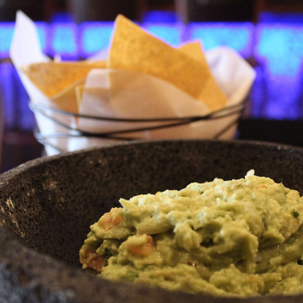 Tortilla Chips & Guacomole