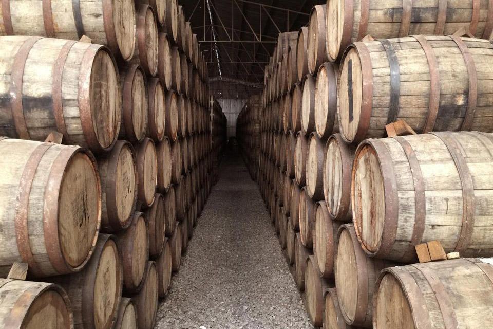 Tequila Barrells